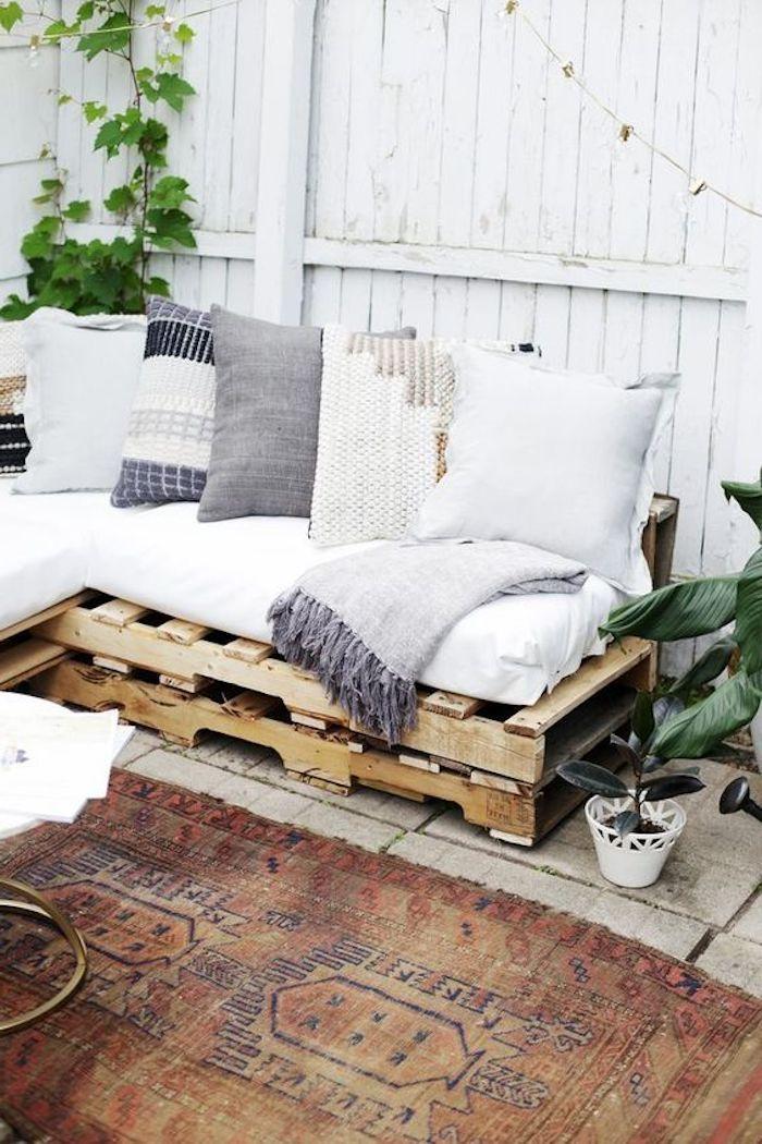 ▷ 50 + tolle Ideen zum Thema Gartenmöbel aus Paletten | Gartenmöbel ...