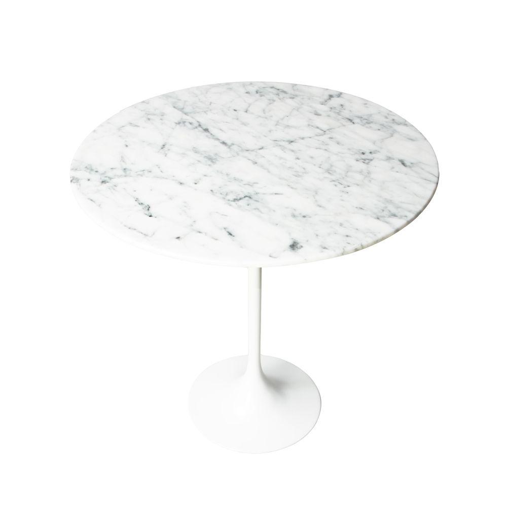 Replica Eero Saarinen Tulip Side Coffee Table Marble By