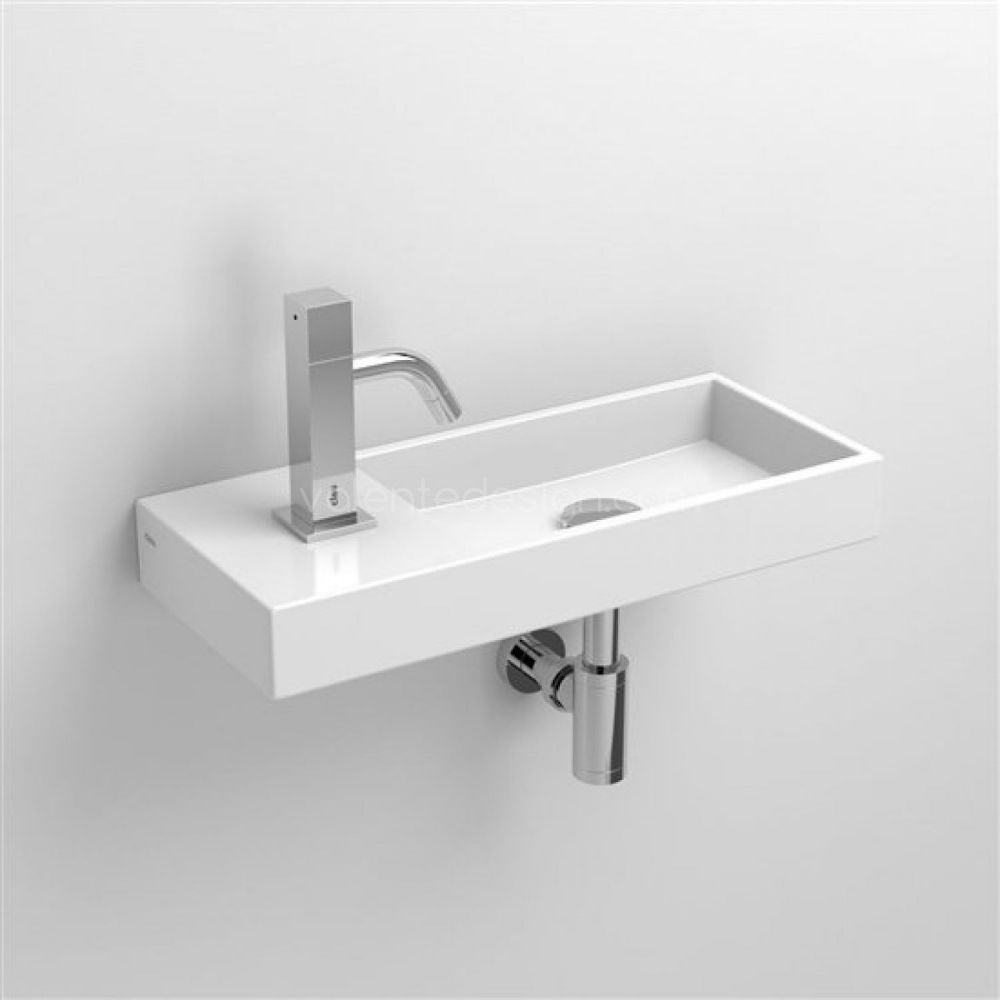 Lave Mains 45 Cm Mini Wash Me Percement à Gauche Toilet For Small Bathroom Small Toilet Room Small Bathroom Sinks