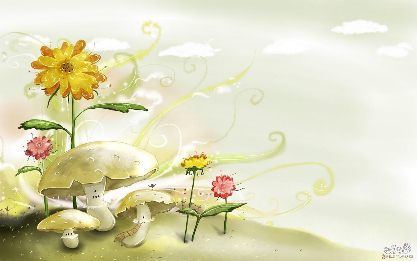 خلفيات مضيئة 2020 خلفيات زهور للتصميم والكتابه خامات ضوئية للفوتوشوب 3d Wallpaper Visual High Quality Wallpapers