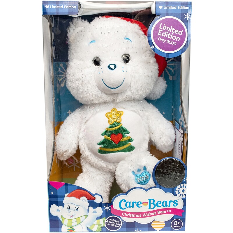 Plush Soft Toys Toys Big W In 2020 Christmas Wishes Care Bears Toy Basket