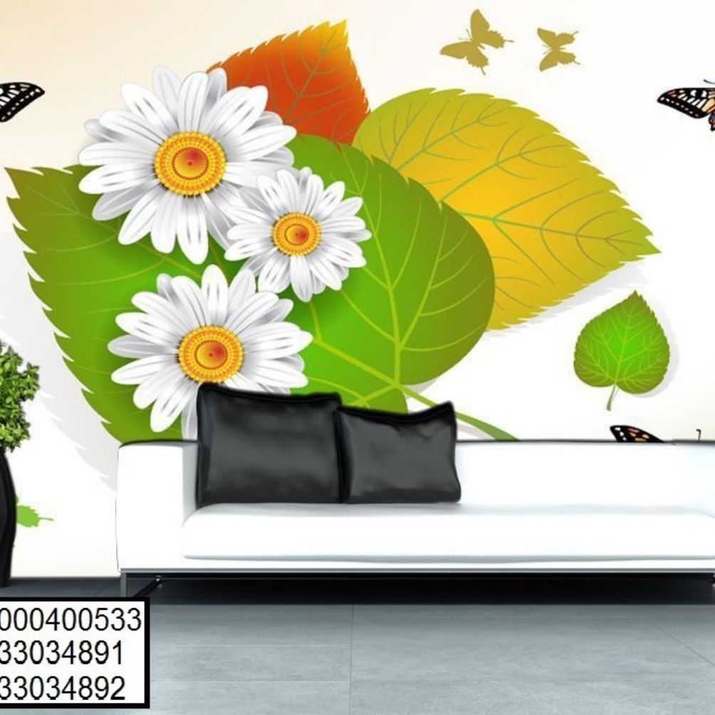 ورق حائط 3d ورق جدرن غرف نوم ديكور Wallpaper