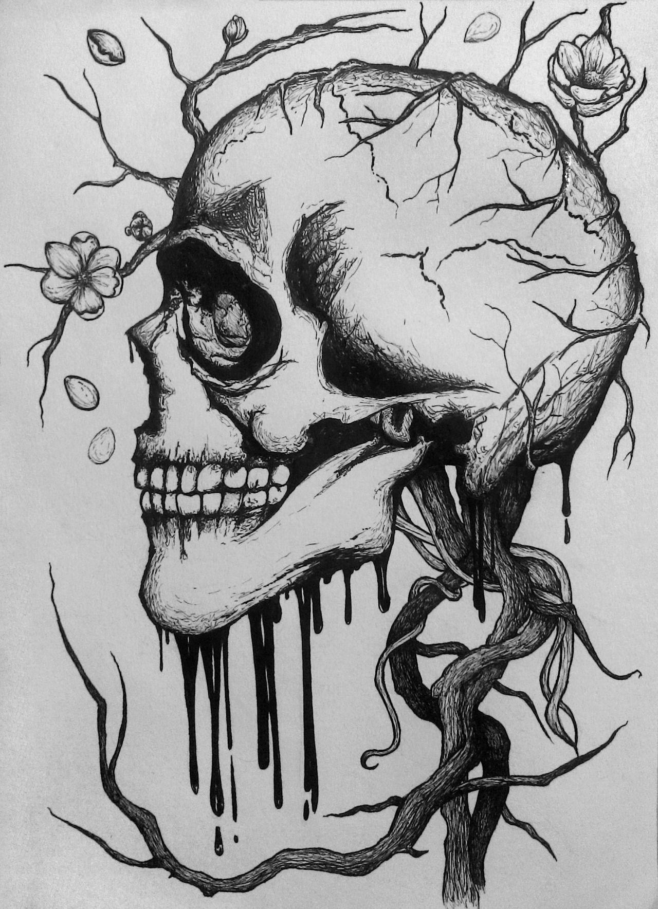 Pin de Beto Neto en Follow my Skeletons | Pinterest | Boceto de ...
