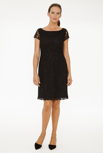 8 Perfect Places To Wear A Little Black Lace Dress