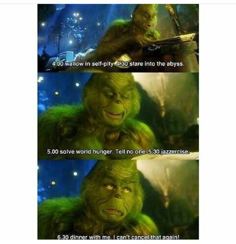 Pin By Vanessa Romero On That S Me Christmas Quotes Funny Grinch Memes Funny Relatable Quotes