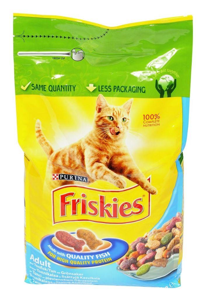 Friskies  - Kissan kuivamuona