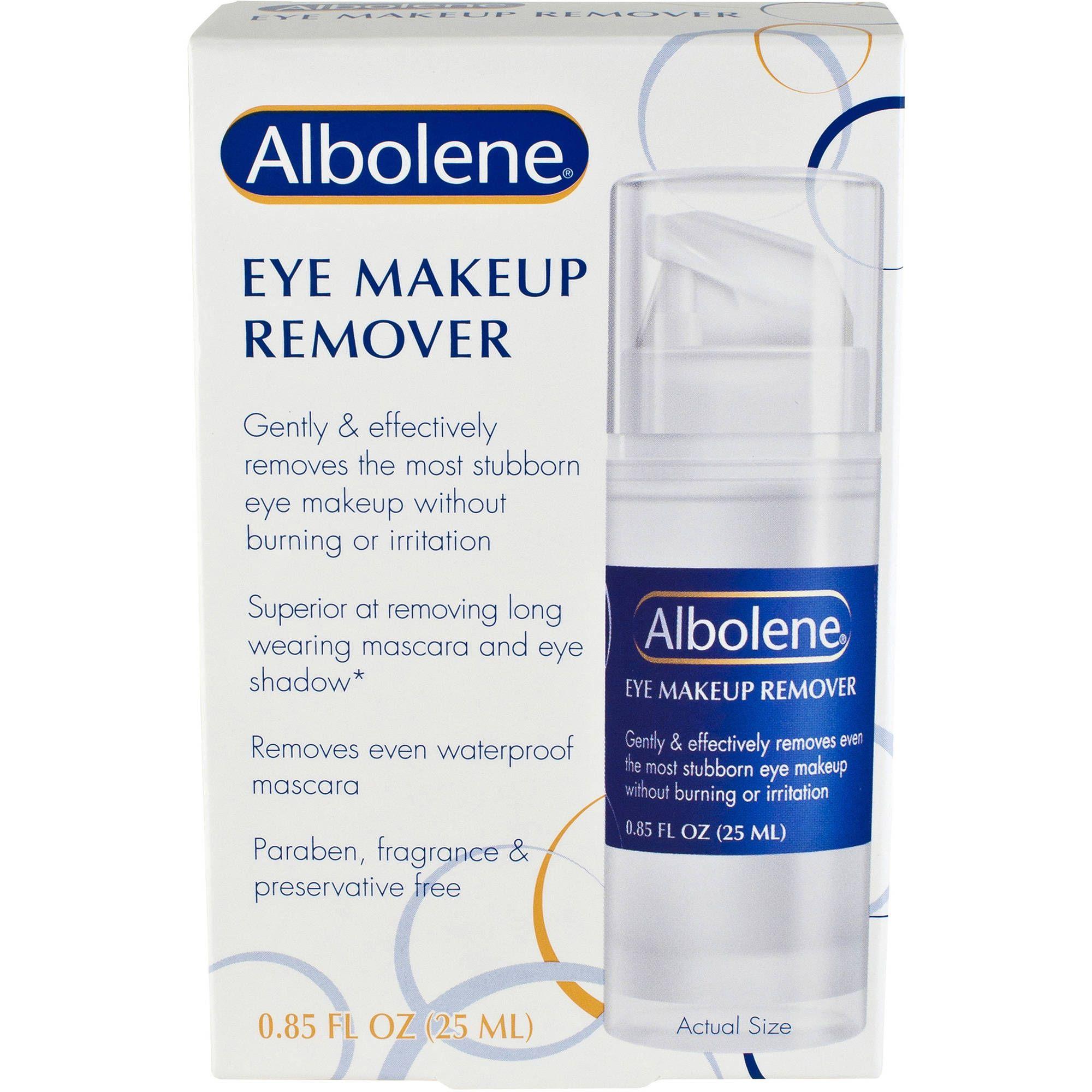 Albolene Eye Makeup Remover, 0.85 oz Eye
