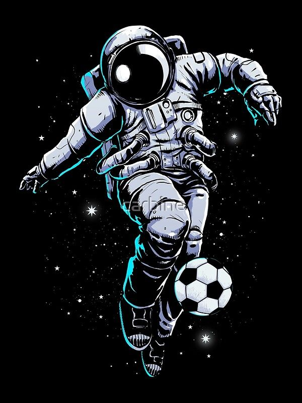 'Space Soccer' by carbine