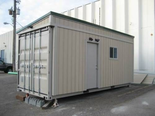 20 039 Ft Shipping Container Home 160 Sqft Brand New Bunk House Cabin Garage Shipping Container Homes Container House Shipping Container