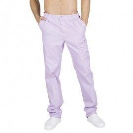 Pantalón sanitario con cremallera y bolsillos
