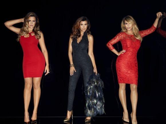 Kim for the New Kardashian Kollection for Lipsy London. #