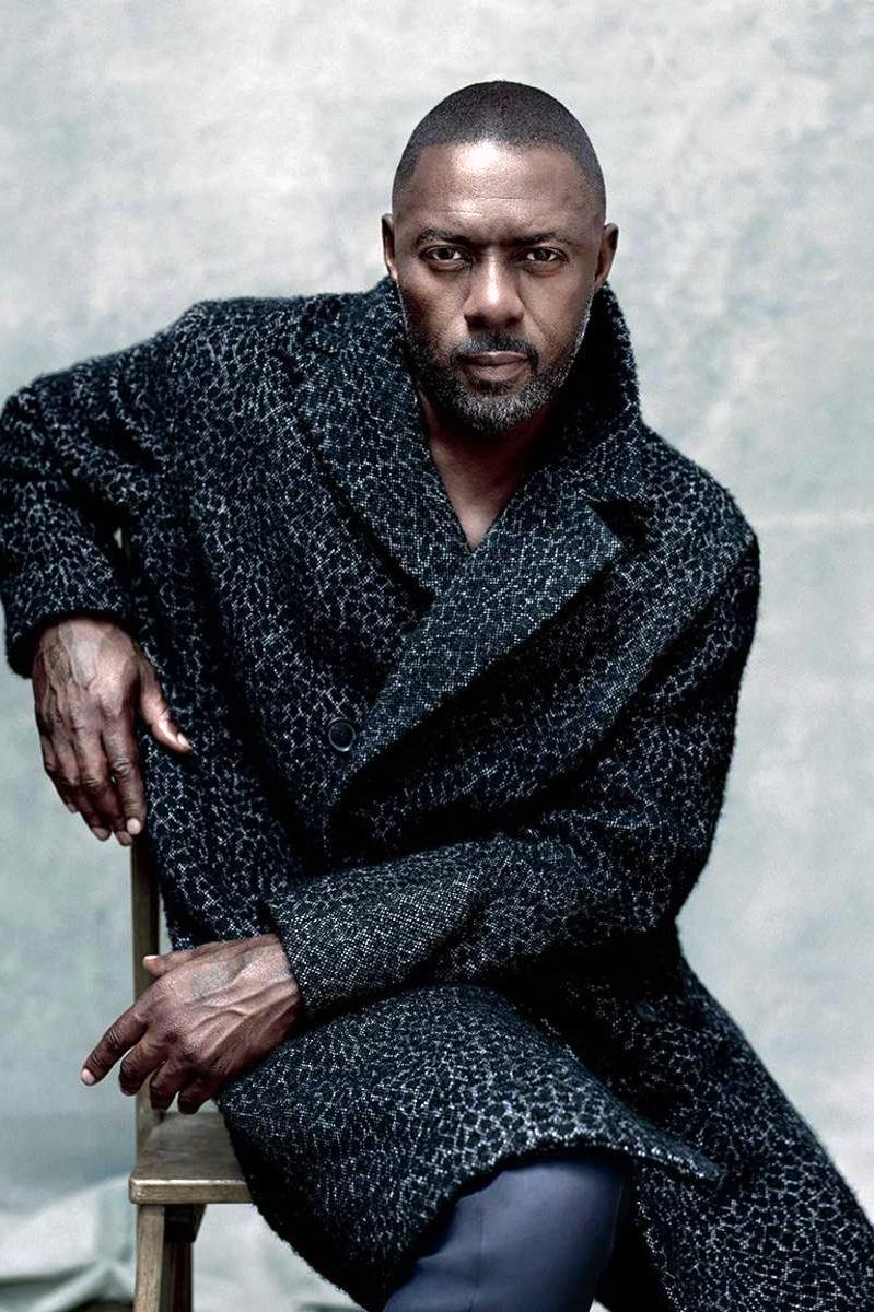 Idris Elba First Man Ever That Covered Maxim People S Sexiest Man Alive The Man Idris Elba Elba Man Up