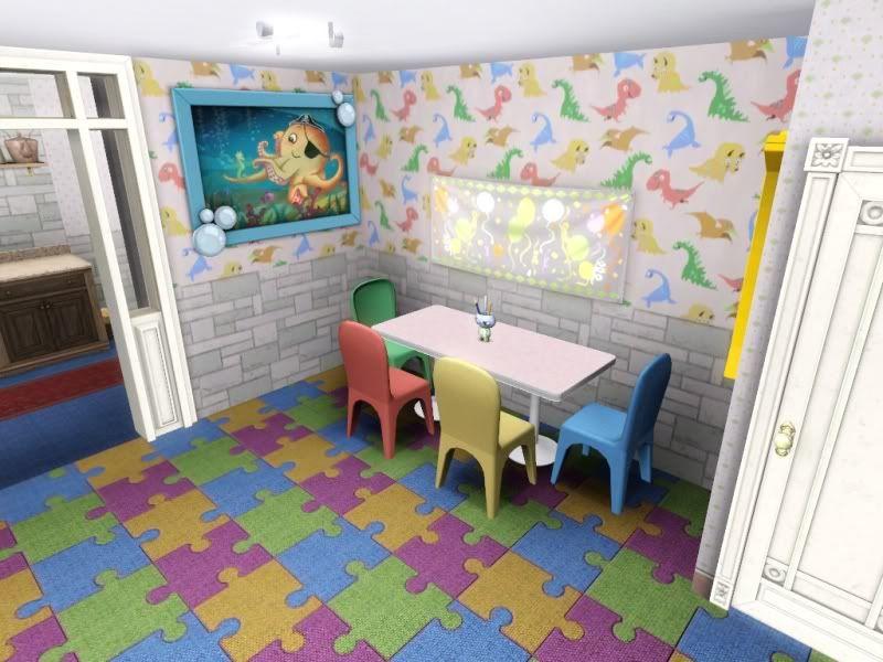 Daycare Kitchen   Daycare Kitchen/Toddler Room:   Child ...