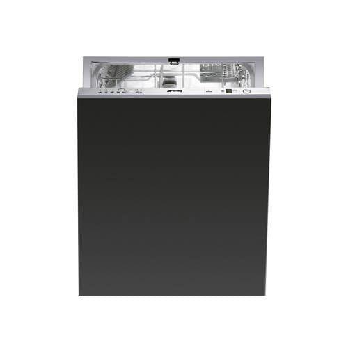 Smeg Fully Integrated 18 Inch Energy Star Dishwasher Primary Image Smeg Fully Integrated Dishwasher Dishwasher