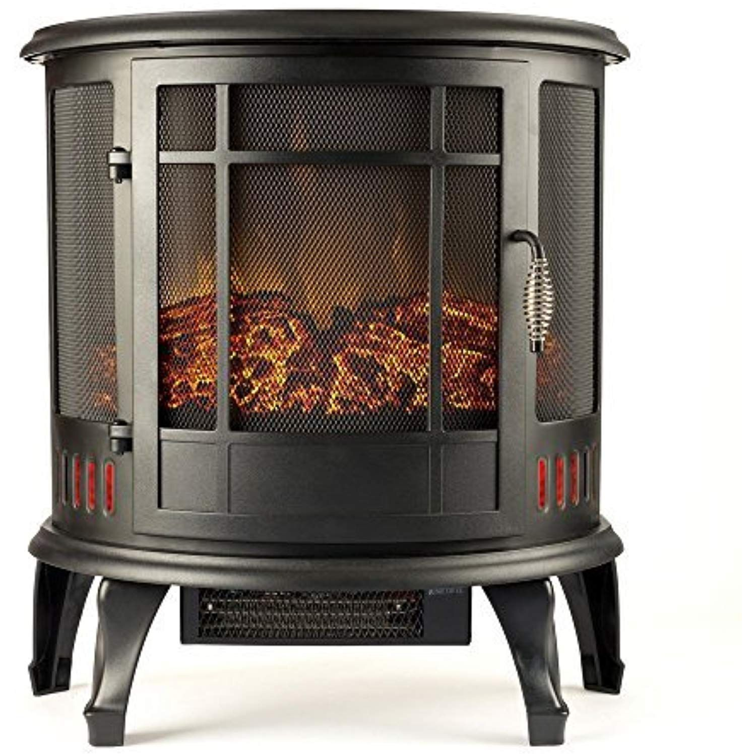 Curved Electric Fireplace Moda Flame Mfsd8050 Richmond 22