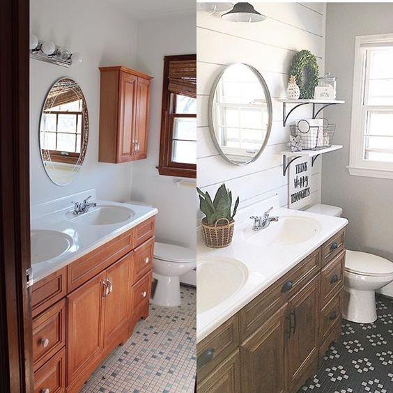Photo of Vor und nach Badrenovierungen, die Sie umhauen werden Momooze