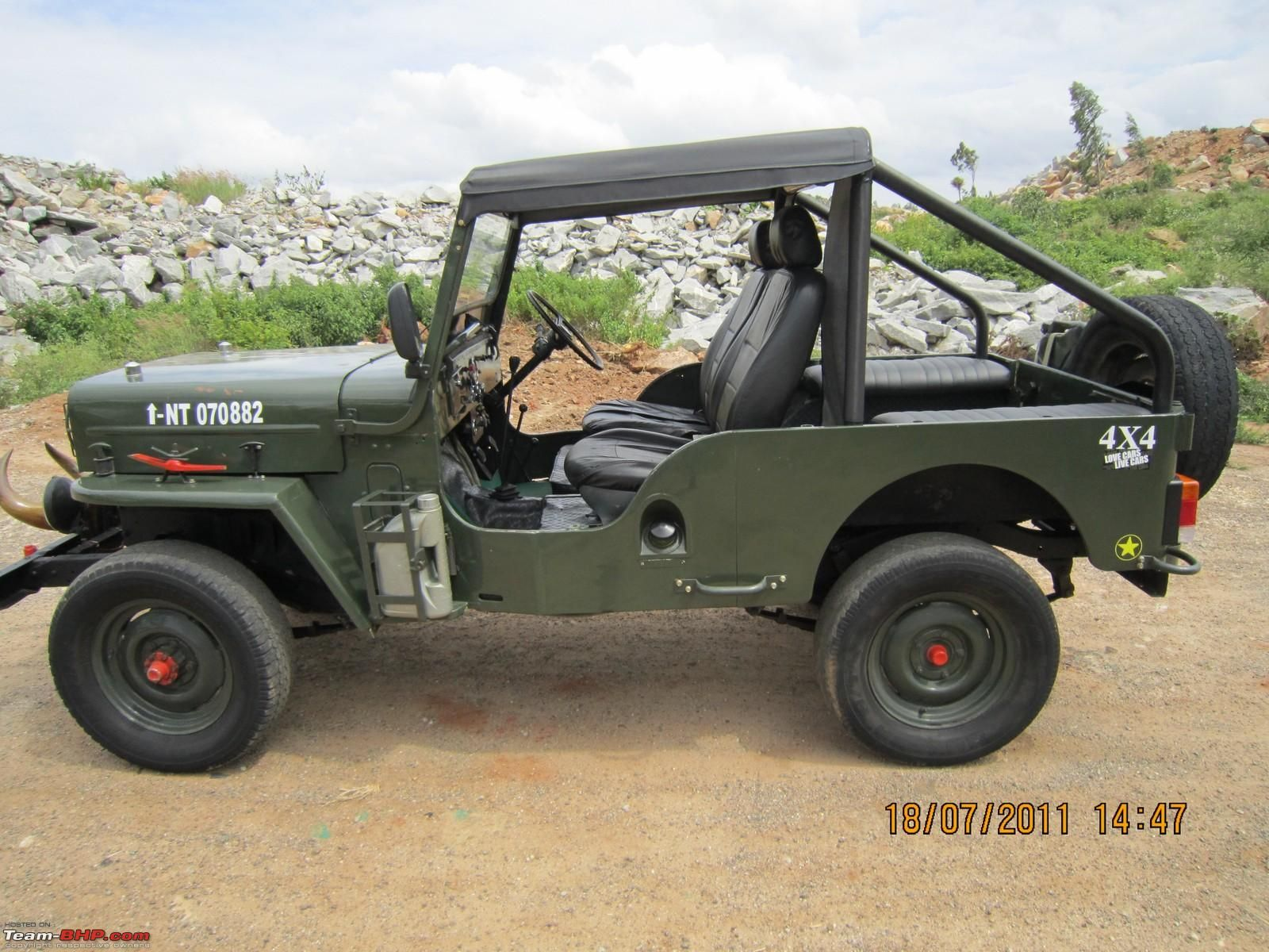 Mahindra Bolero Modified Registered Used Jeep | Mahindra ...
