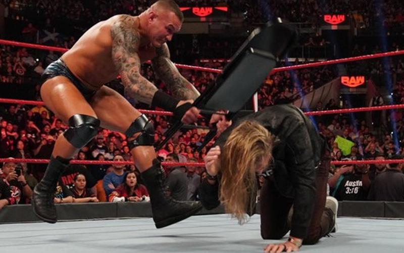 Wwe Teases Randy Orton S Next Move In 2020 Randy Orton Orton Wwe