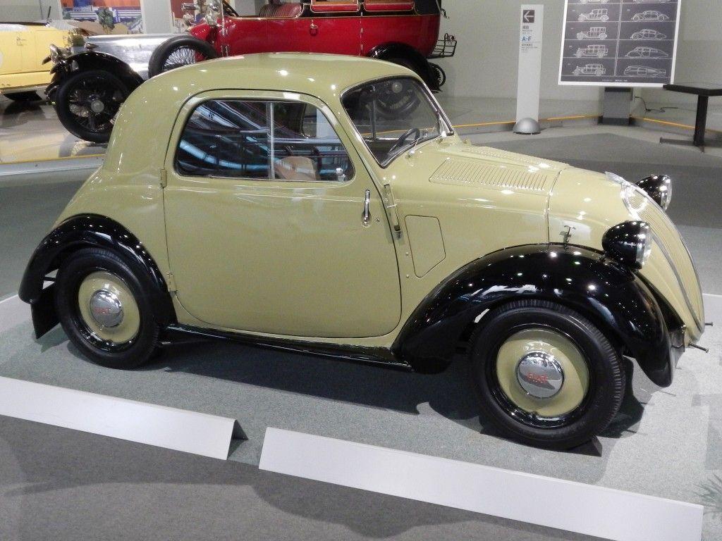 1936 Fiat 500 Topolino