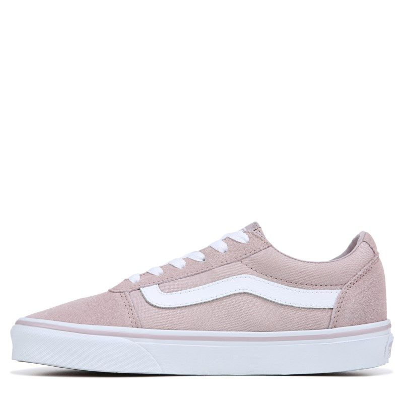 11e29ba23d Vans Women s Ward Low Top Sneakers (Violet Ice)