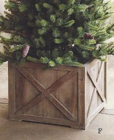 Pin By Providence Design On Christmas Christmas Tree Stand Christmas Tree Box Stand Christmas Tree Box