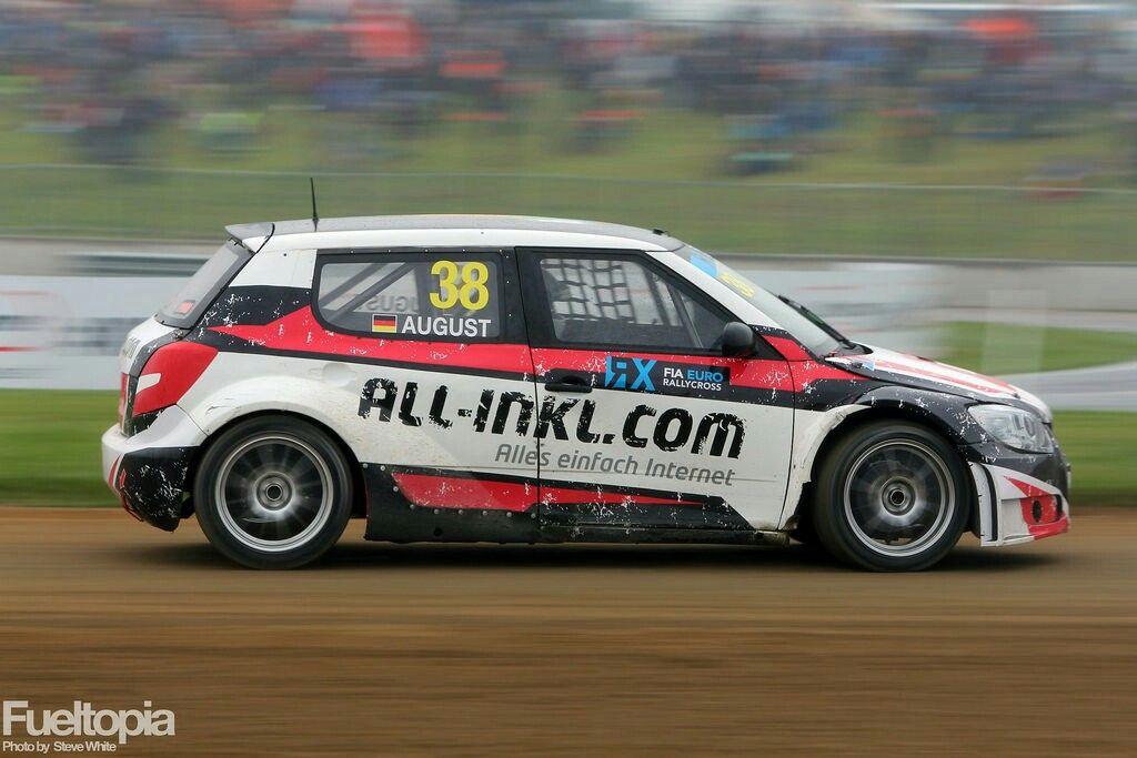 Skoda Fabia S1600 (38) (Mandie August) | Mandie August comin… | Flickr FIA ERC European Rally Championship