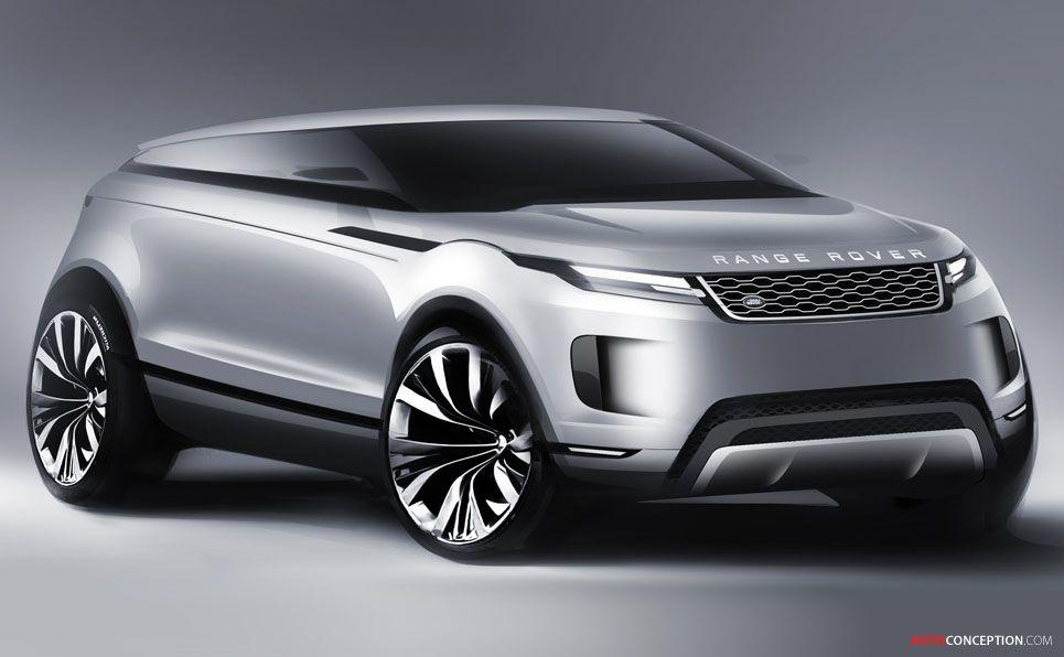 2020 Range Rover Evoque Range Rover Evoque Range Rover New