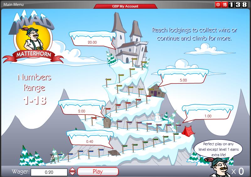 Spiele Mad Matterhorn - Video Slots Online