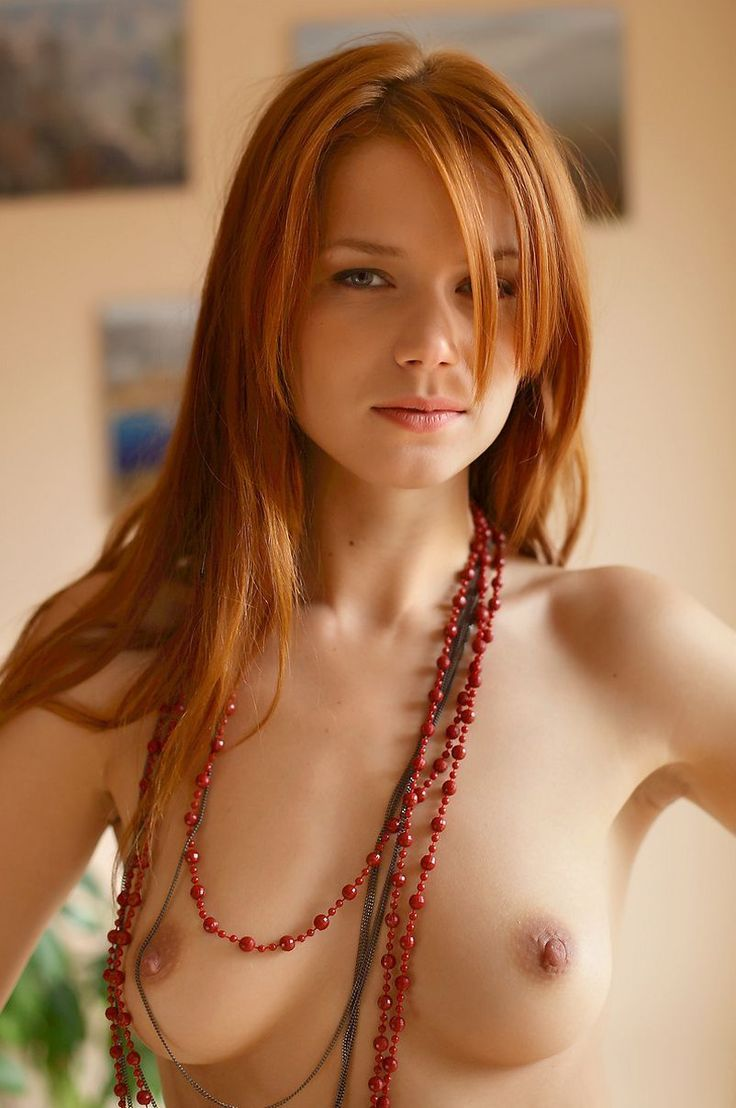 Girl sexy Ginger nude