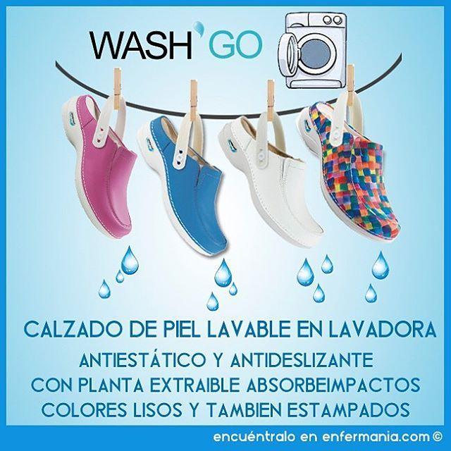 6bd8ecc0f249 El zueco Wash Go es la solución perfecta para las que estáis hartas de la