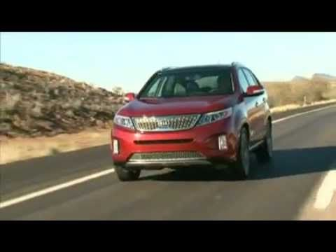 The 2014 KIA Sorento Has An All New Platform That Means Better Driving  Dynamics,