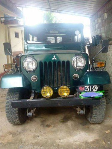 Jeep Mitsubishi 4dr5 J44 For Sale Sri Lanka Mitsubishi 4dr5 Jeep For Sale J44 Long Wheel Base 1980 Original Diesel Original Book Jeep Mitsubishi Jeep Sale