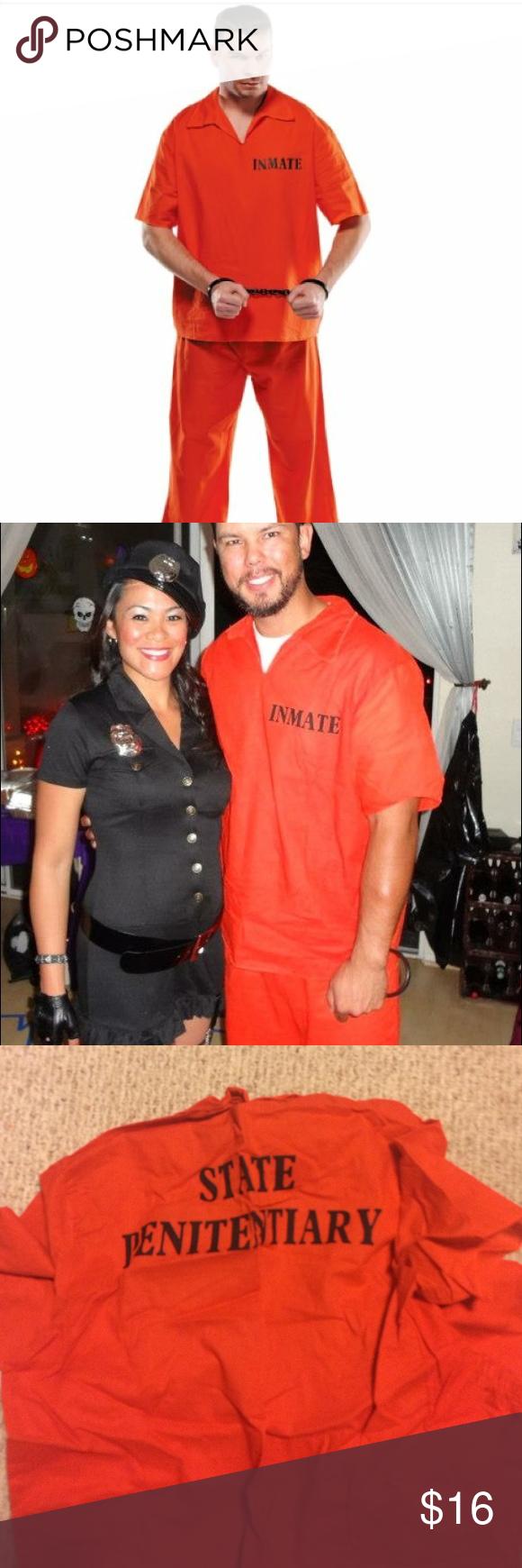 🎃 men's inmate costume🎃 | my posh picks | pinterest | costumes