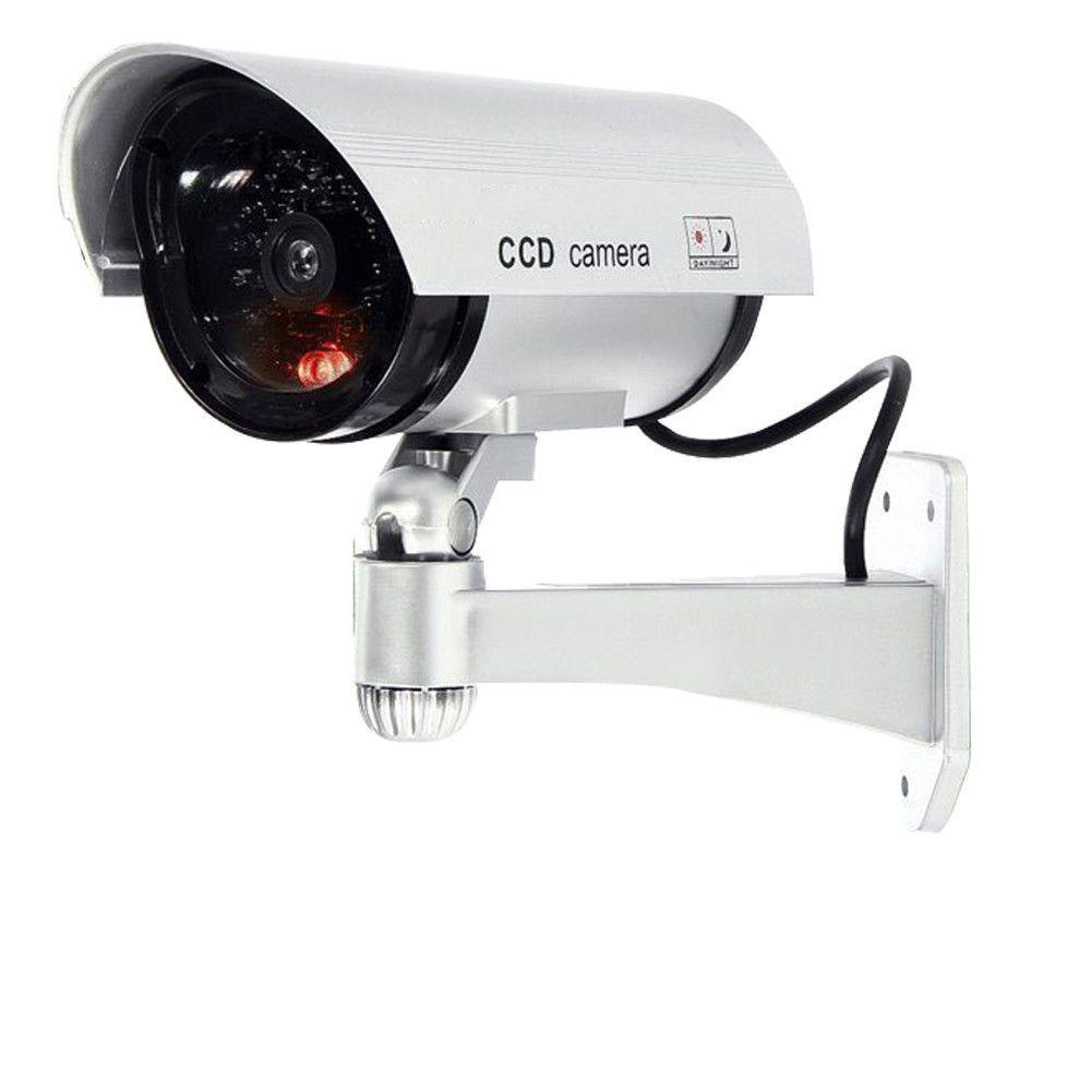 Blinking Led Fake Dummy Home Security Surveillance Camera Imitation Camera Cctv Masione Surveillance Camera Security Surveillance Cctv Security Cameras