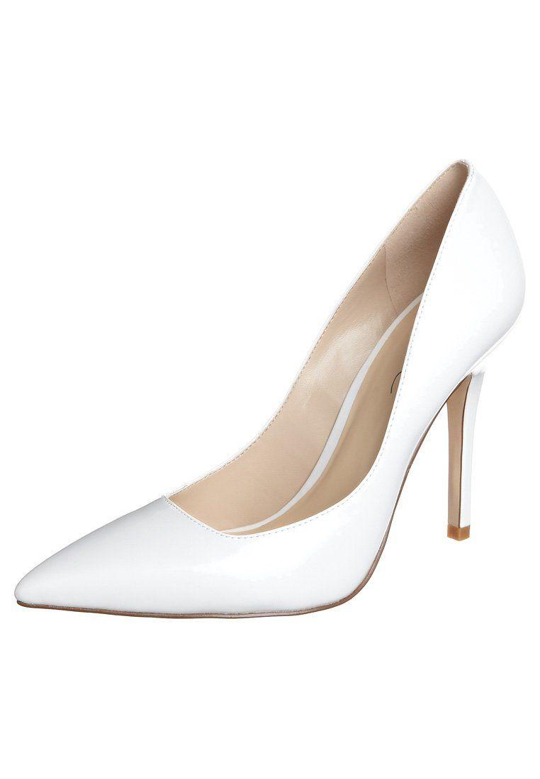 Hauts Talons Blanc Shoes ZalandoWedding Zign Escarpins À rshtdCQ