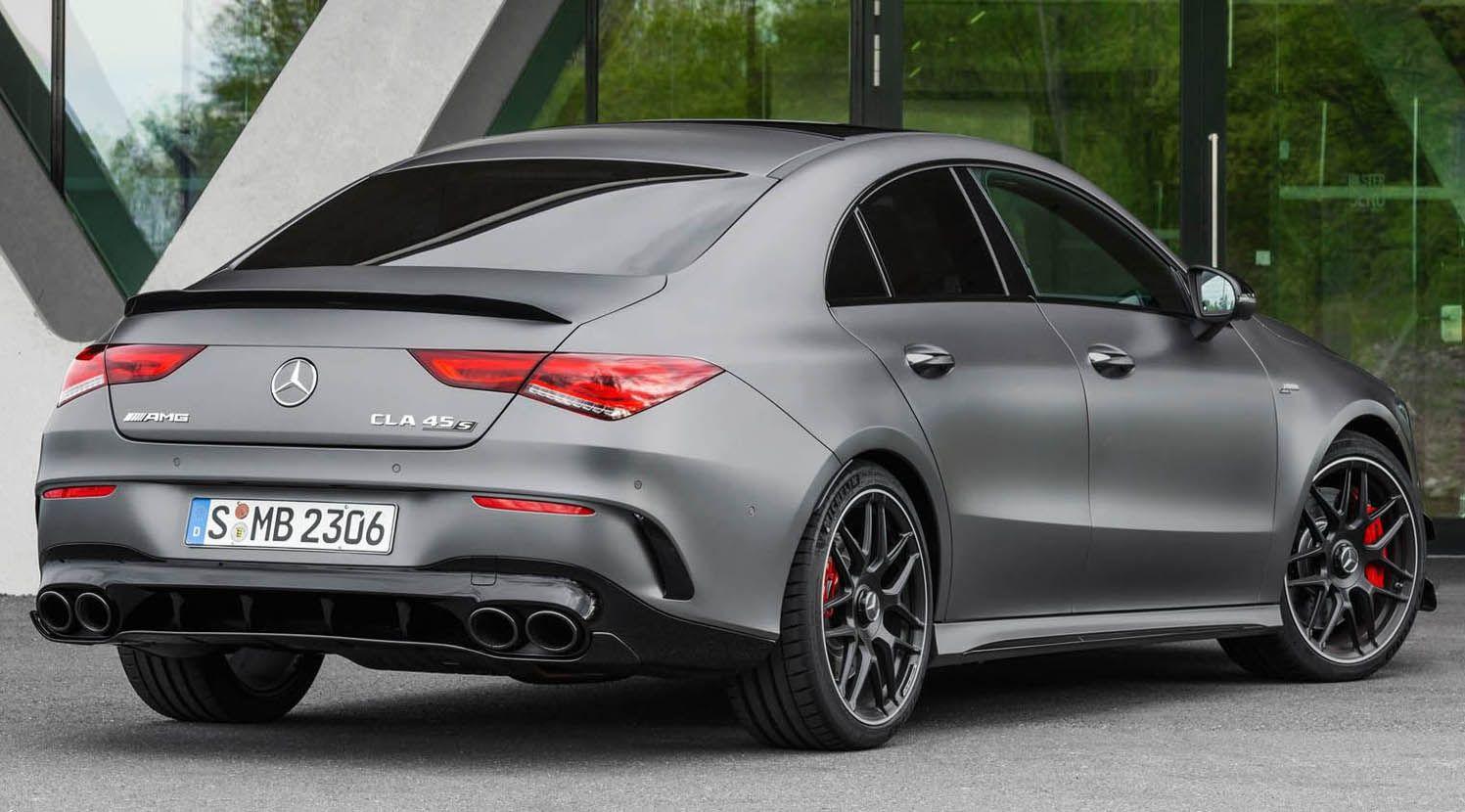 مرسيدس آي أم جي سي أل آي45 الجديدة بالكامل 2020 كوبيه رباعية الأبواب مدمجة ومتفوقة على الجميع موقع ويلز Mercedes Amg Mercedes Benz Bmw Car