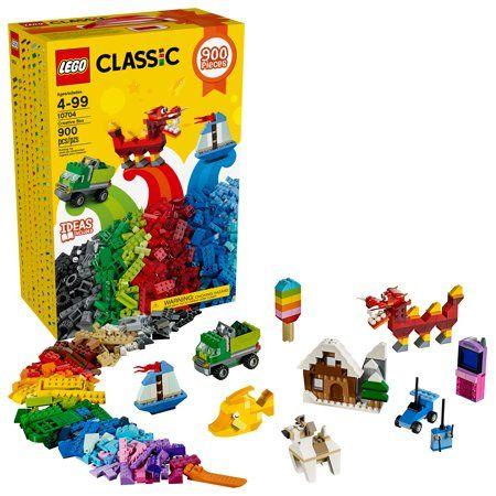 Lego Classic Creative Box 10704 Building Set 900 Pieces