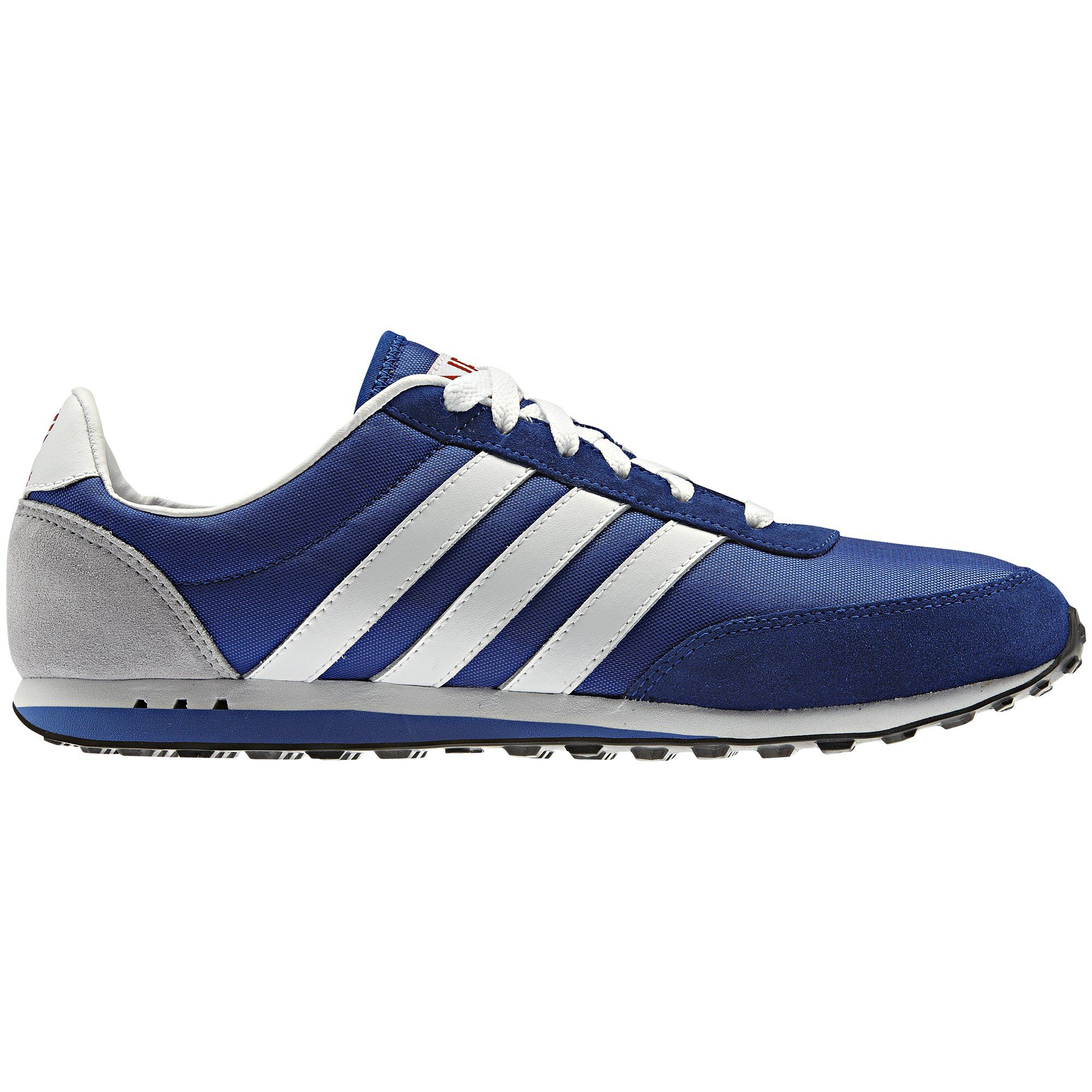 adidas neo label men's v racer nylon trainers