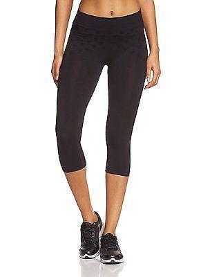 ac84fad7faa X-Small, Black - black, Hummel Cloe 3/4-Length Women's Leggings | UK ...