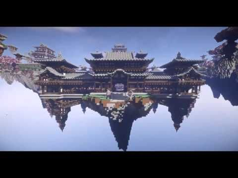 Minecraft asian style city map city of mirage minecraft ideas minecraft asian style city map city of mirage gumiabroncs Images