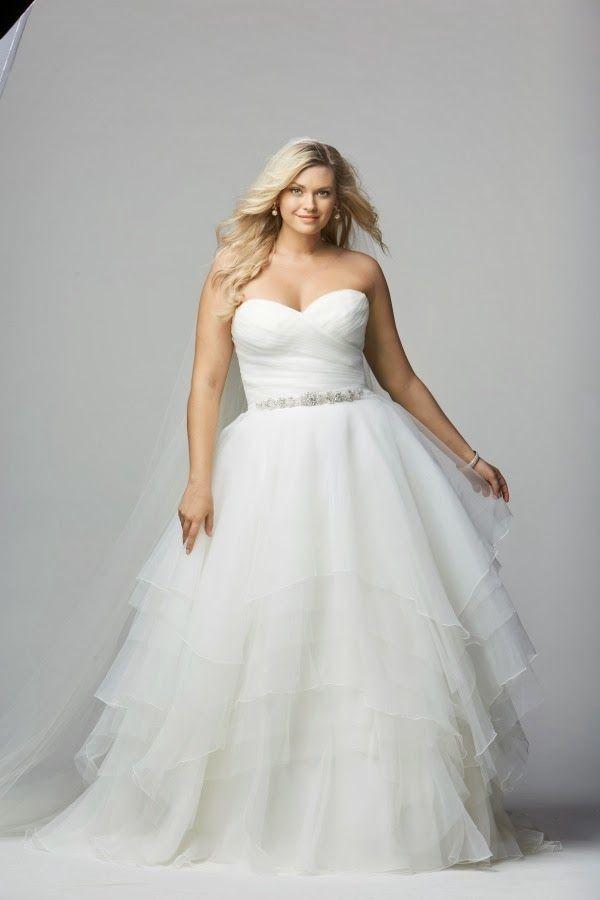 Wtoo - Style 12011 Cecilia Plus-Size Wedding Dress | Wedding dress ...