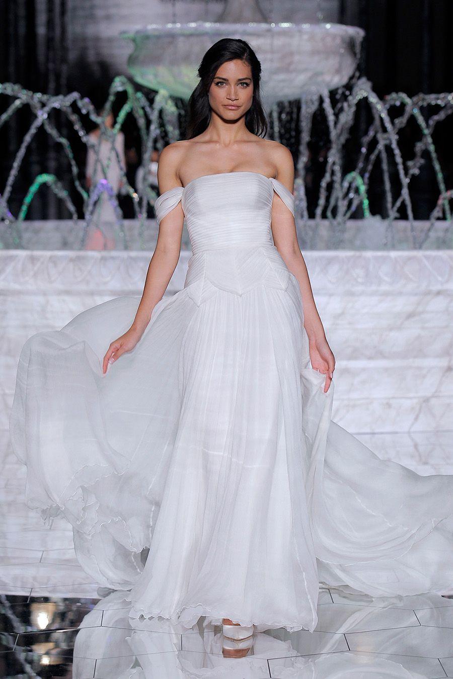 Great Barcelona Bridal Fashion Week Atelier Pronovias