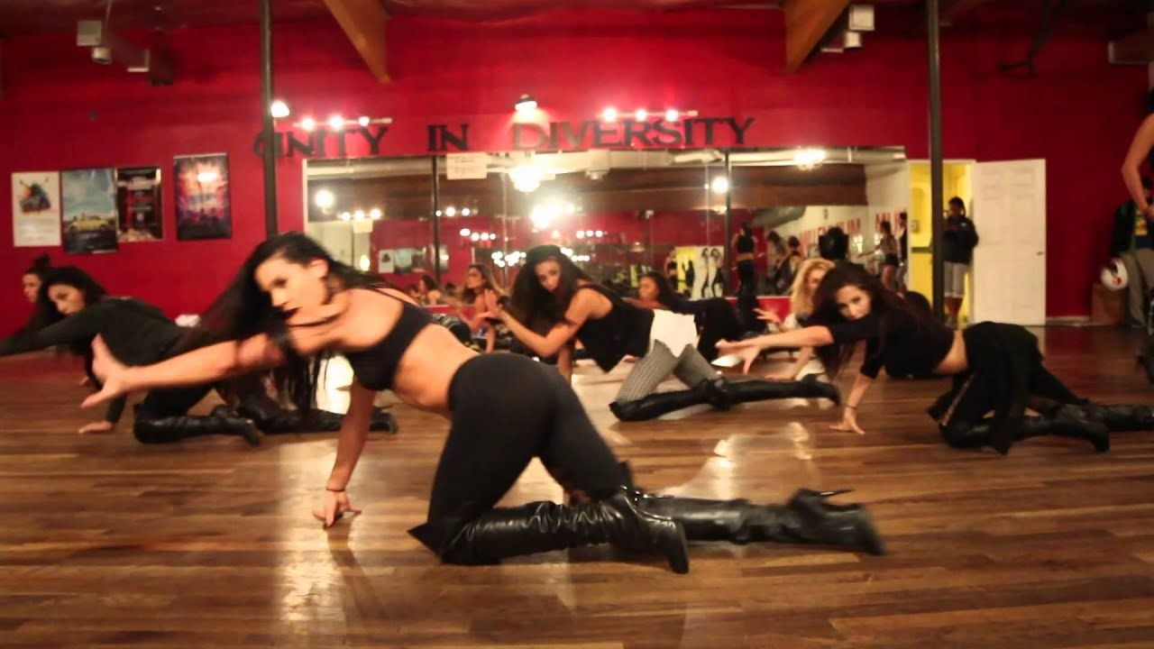 Pin On Dance Workout