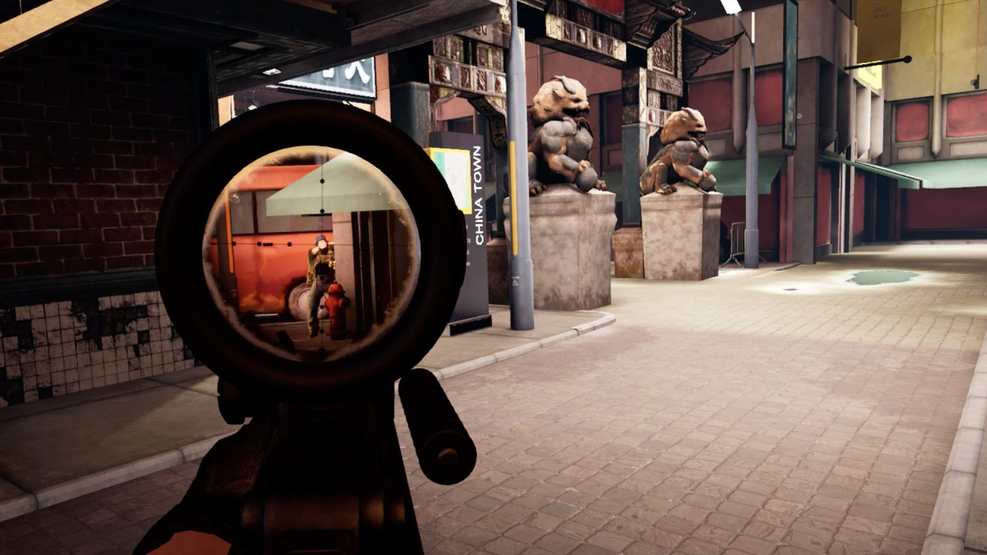 Play Team Shooter 'Contractors' for Free… virtualreality