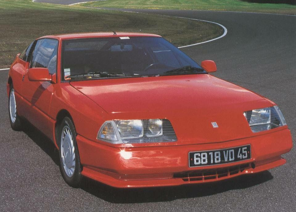 Alpine D501 V6 Turbo