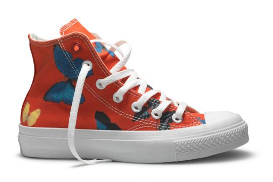 Damien Hirst x Converse (PRODUCT)RED Chuck Taylor All Star ... 0fa21a798