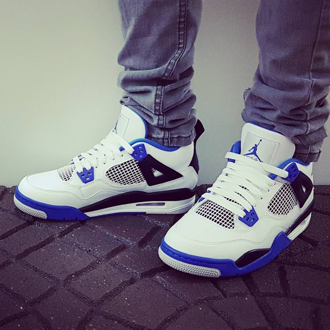 timeless design d0d3a 158c6 Go check out my Air Jordan 4 Motorsport on feet channel link ...