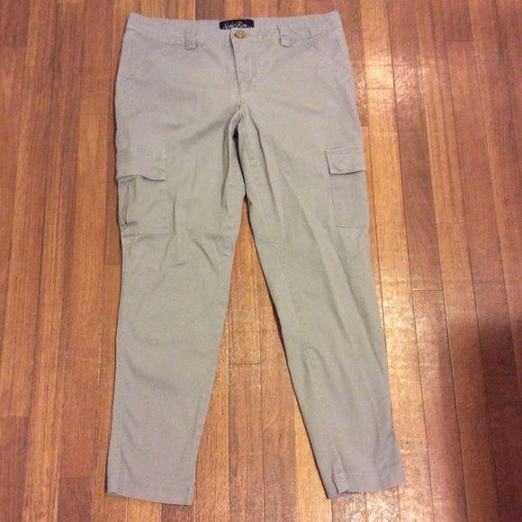 BOGO  Gray Susie Rose Pants + free gift  Like new Susie Rose Pants