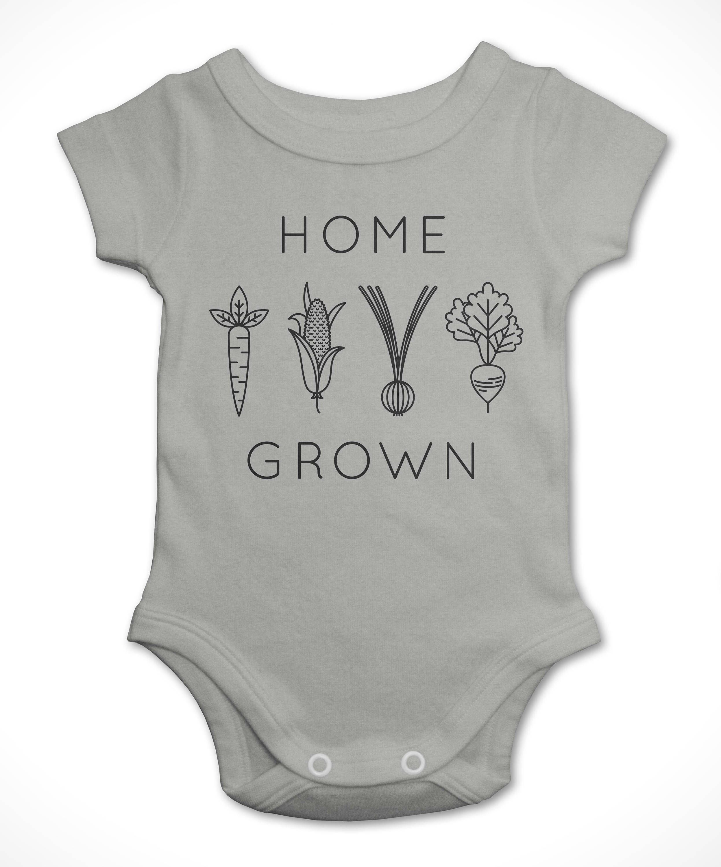 1dc9cab5ffe19 Home Grown Onesie, Hipster Baby Clothes, Wild Baby Clothes, Bohemian Baby,  Trendy