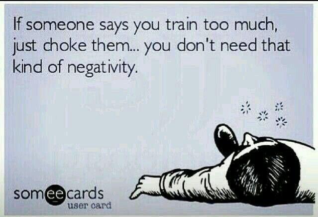 Negatividade não!